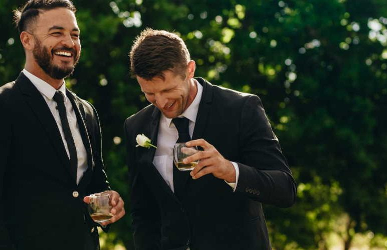 Having the best man for your wedding